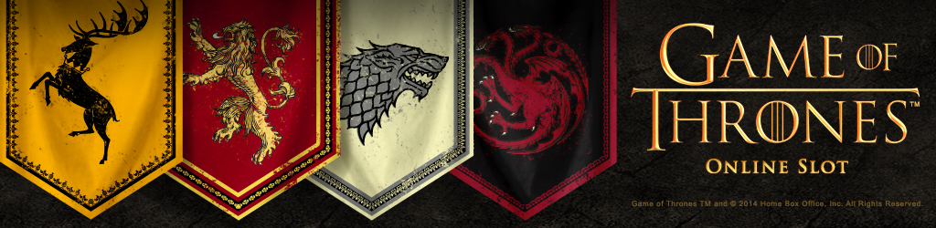 Play Game of Thrones Online Slot Game at Dukes Casino